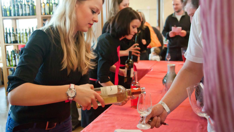 Velký košt vín 2015, Fryšták